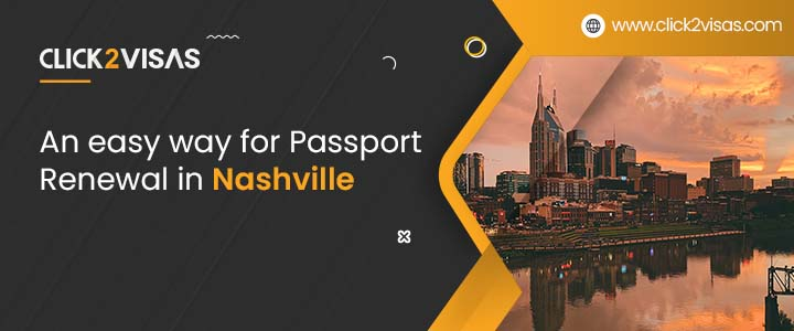 An easy way for Passport Renewal in Nashville