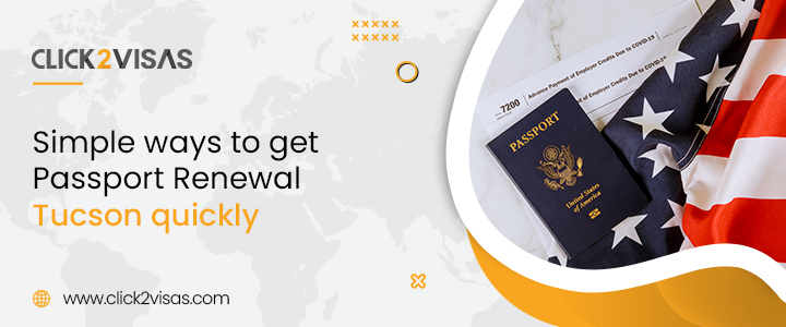 Simple Ways to Get Passport Renewal Tucson Quickly
